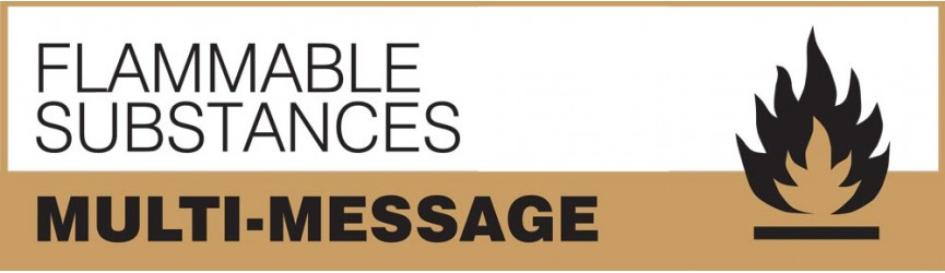 Flammable Substance Multi-Message
