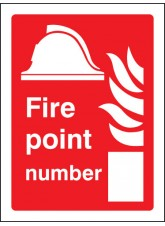 Fire Point Number