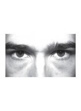 Eye Photo Sign (no Message)