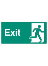Exit - Right Symbol