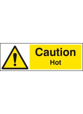 Caution Hot