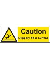 Caution Slippery Floor Surface