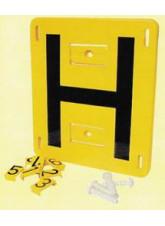 Hydrant Marker Kit 180 x 205mm