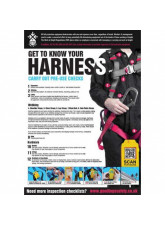 GTG Harness Inspection Poster