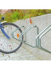 Single Wall Mounted Cycle Rack