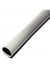 Pole Steel - Grey 3 Metre x 76 mm