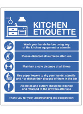 Kitchen Etiquette