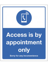 Access is by Appointment Only